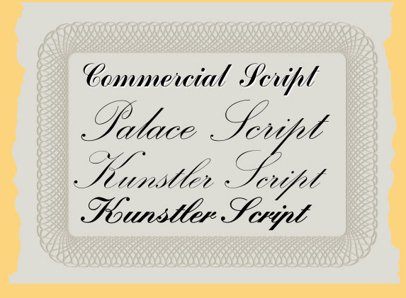Kunstler Script Font Free Download - fertodonnespecial