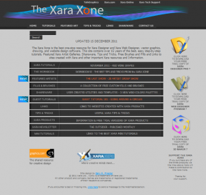 The First 15 Years of the Xara Xone